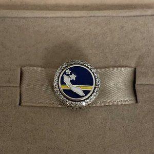 Pandora Curacao Map Charm Bracelet Jewelry